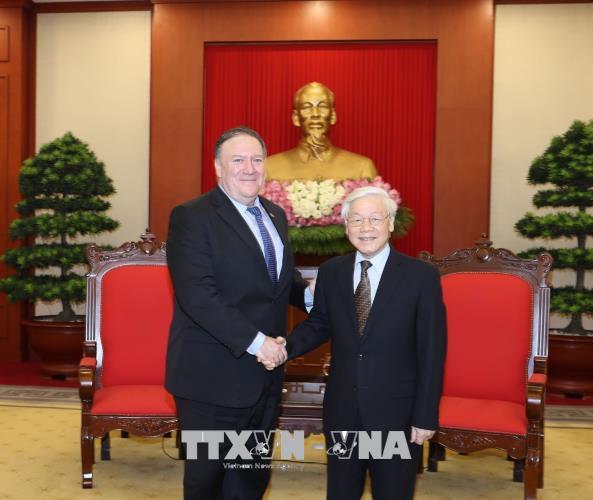 Ngoại trưởng Mỹ hối thúc Triều Tiên học tập hình mẫu Việt Nam 1