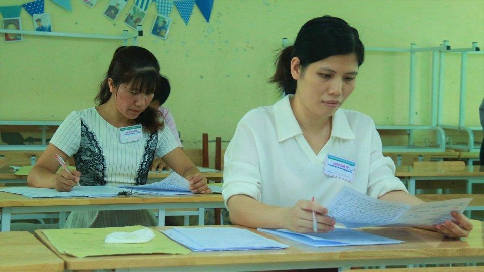 Đã có thí sinh đạt điểm 9.75 môn Ngữ văn thi THPT quốc gia 2018 1
