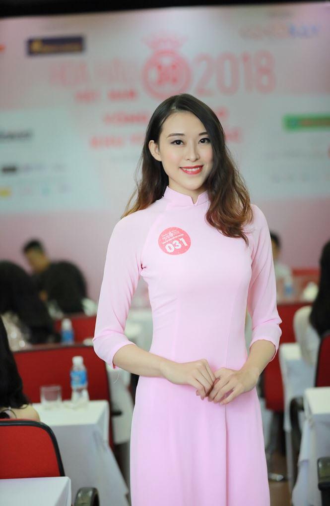 Tiết lộ về 2 BTV gợi cảm của VTV dự thi Hoa hậu Việt Nam 2018 4