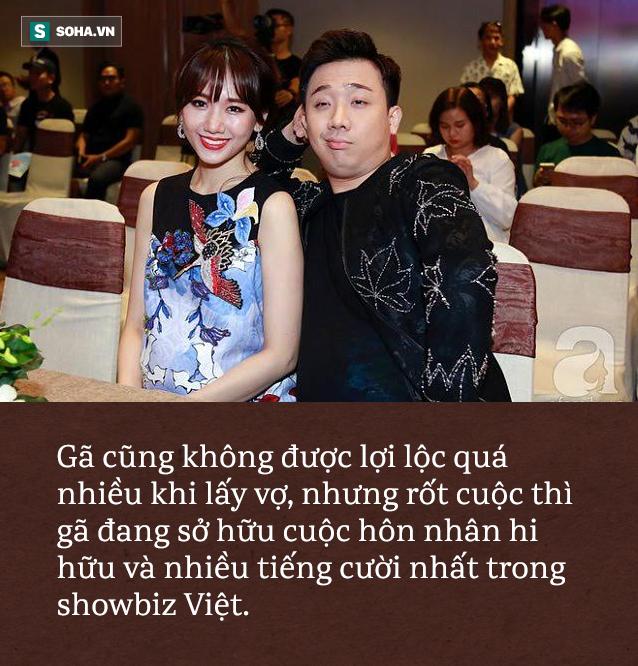 Trấn Thành khôn nhất showbiz Việt! 2