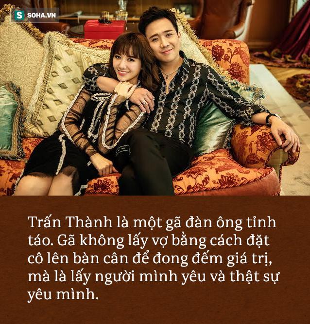 Trấn Thành khôn nhất showbiz Việt! 1