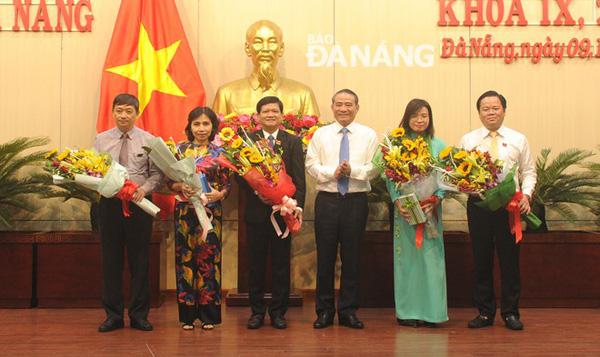 Ông Nguyễn Nho Trung giữ chức Chủ tịch HĐND TP Đà Nẵng nhiệm kỳ 2016 - 2021 1