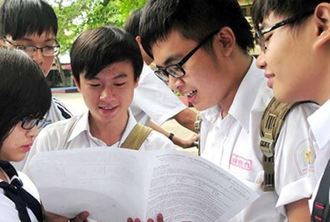 Thí sinh Quảng Nam đạt điểm 10 môn Văn kỳ thi THPT Quốc gia? 1