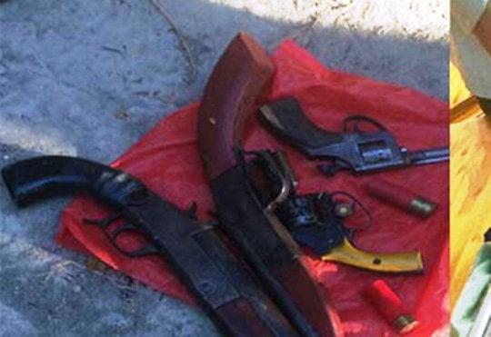 Công an Thanh Hóa thông tin vụ 20 côn đồ đi 6 ô tô hỗn chiến bằng súng 1