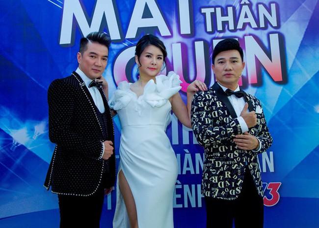 Diễn viên Kim Oanh bị chỉ trích nặng nề khi ngồi giám khảo cùng Quang Linh, Đàm Vĩnh Hưng 6