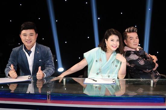 Diễn viên Kim Oanh bị chỉ trích nặng nề khi ngồi giám khảo cùng Quang Linh, Đàm Vĩnh Hưng 1