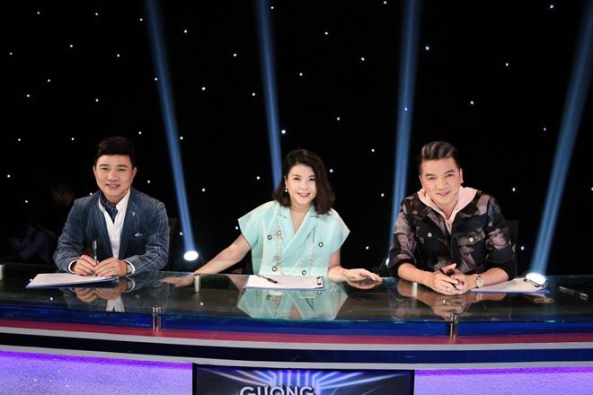 Diễn viên Kim Oanh bị chỉ trích nặng nề khi ngồi giám khảo cùng Quang Linh, Đàm Vĩnh Hưng 4