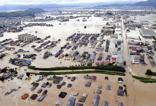 Sức tàn phá kinh hoàng chưa từng thấy của siêu bão Maria sắp đổ bộ châu Á 1