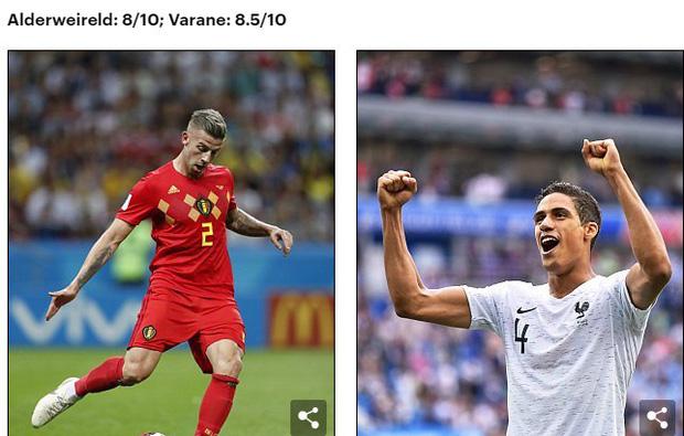 Bán kết World Cup Pháp - Bỉ: So sánh tương quan lực lượng 2 đội 3