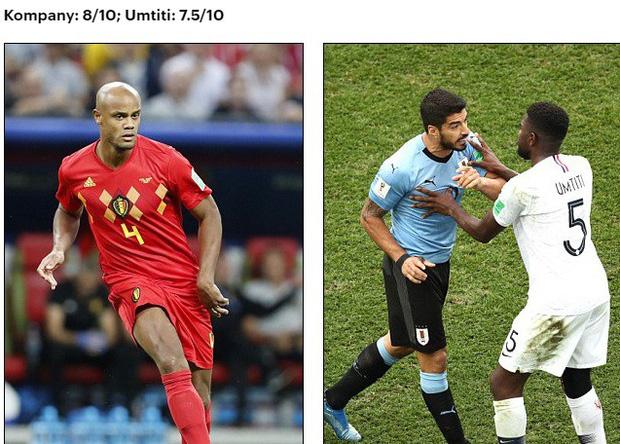 Bán kết World Cup Pháp - Bỉ: So sánh tương quan lực lượng 2 đội 4