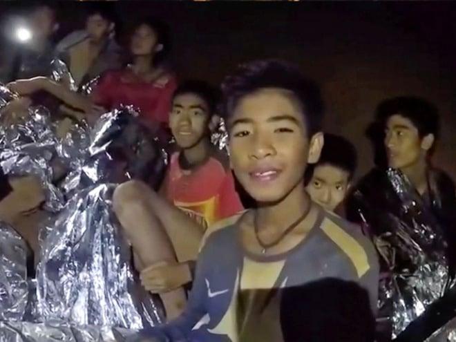 Giáo sư Mỹ cảnh báo nguy cơ đội bóng nhí Thái Lan mắc bệnh lạ - Ảnh 1.