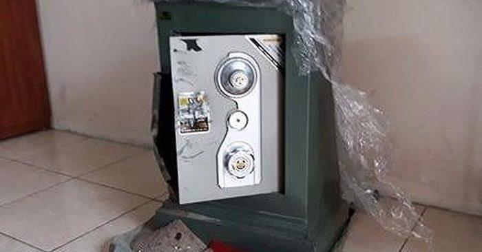 Hình ảnh Đột nhập trụ sở công ty, nam tài xế đục 6 két sắt trộm hơn 3 tỷ đồng số 1