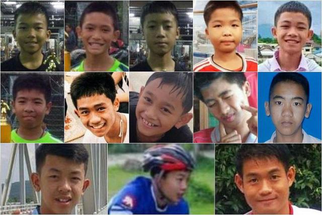 Hình ảnh Các cầu thủ nhí Thái Lan sụt 2kg nhưng sức khỏe vẫn tốt số 1