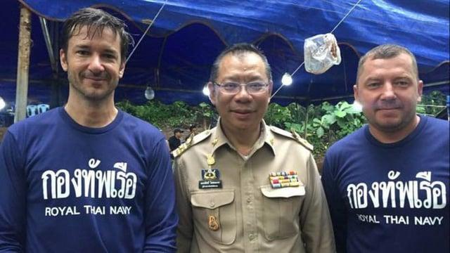 Hình ảnh Chân dung những người hùng mang lại ánh sáng cho đội bóng nhí bị mắc kẹt ở Thái Lan số 4