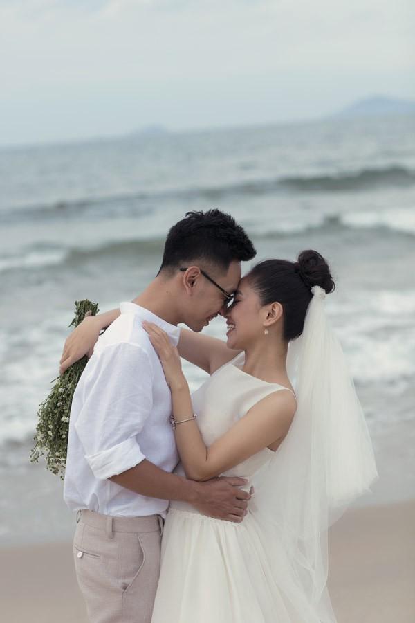 Hình ảnh Từ chối đại gia, Hoàng Quyên kết hôn cùng kiến trúc sư trẻ số 1