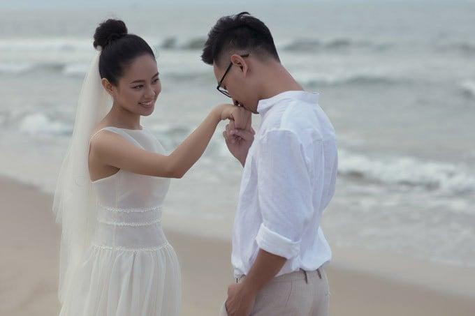 Hình ảnh Từ chối đại gia, Hoàng Quyên kết hôn cùng kiến trúc sư trẻ số 2