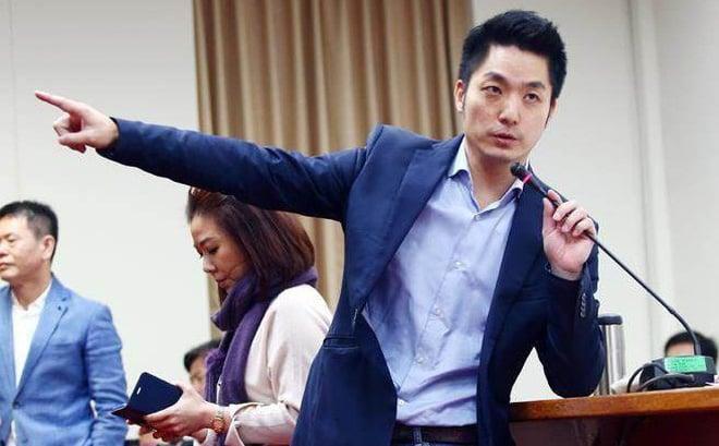 Hình ảnh Chắt nội Tưởng Giới Thạch: Chỉ có Quốc dân đảng mới có thể khiến Đài Loan hạnh phúc số 1