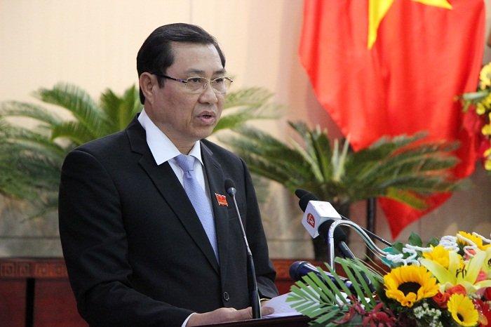 Hình ảnh Chủ tịch Đà Nẵng lý giải việc
