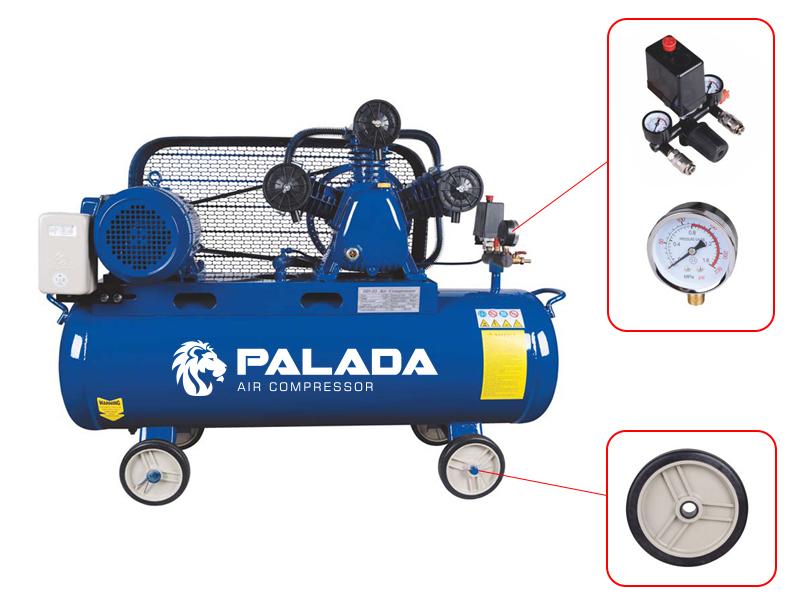 Tại sao máy nén khí Palada thu hút người tiêu dùng? 2