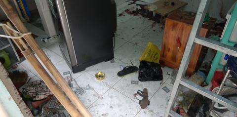 Thanh niên nổ súng tấn công hai cô gái: Bắn vào người tới hết đạn 2