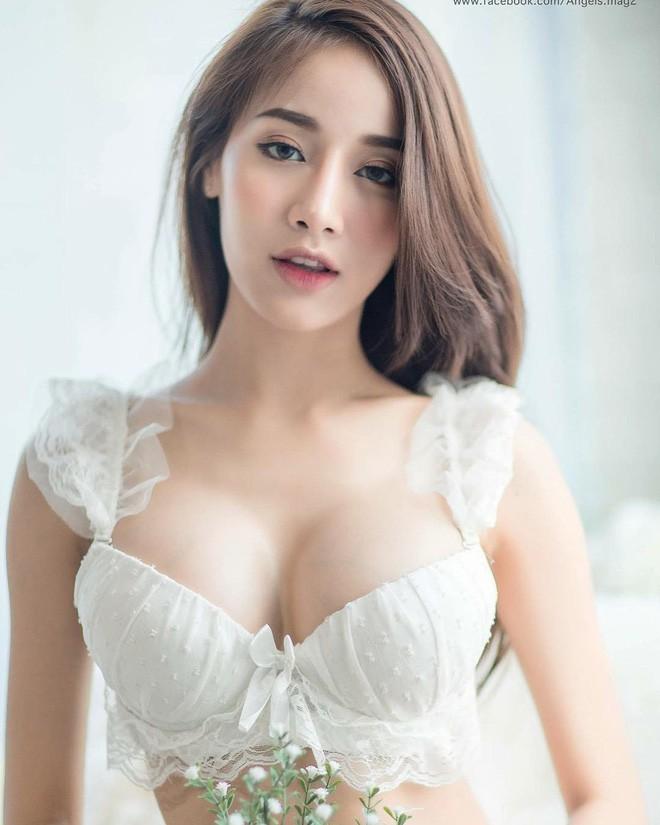 Mỹ nhân Thái khiến cộng đồng mạng đứng hình vì khuôn mặt thiên thần và thân hình nóng bỏng - Ảnh 9.