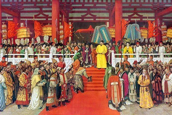 Giết anh trai đoạt ngôi song nhờ việc này, vua Đường Lý Thế Dân vẫn được người đời kính nể 3