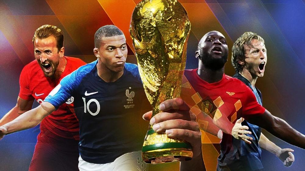 Hình ảnh 4 đội mạnh nhất World Cup 2018 sẽ nhận bao nhiêu tiền? số 1