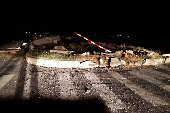 Hình ảnh Chánh văn phòng UBND huyện bị tử vong trên đường về nhà thăm vợ số 1