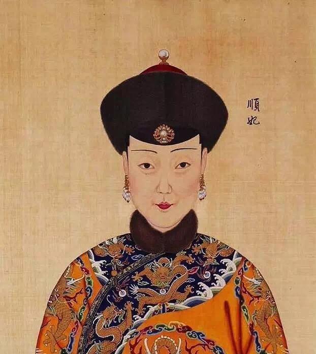 12 bức tranh vẽ phi tần được vua Càn Long coi trọng, cất giấu như báu vật, ai lén xem sẽ bị xử tử - Ảnh 4.