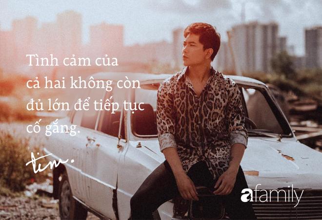 """Tim: """"Tôi và Trương Quỳnh Anh đã ly hôn nhưng vẫn là bạn sống chung nhà"""" - Ảnh 5."""