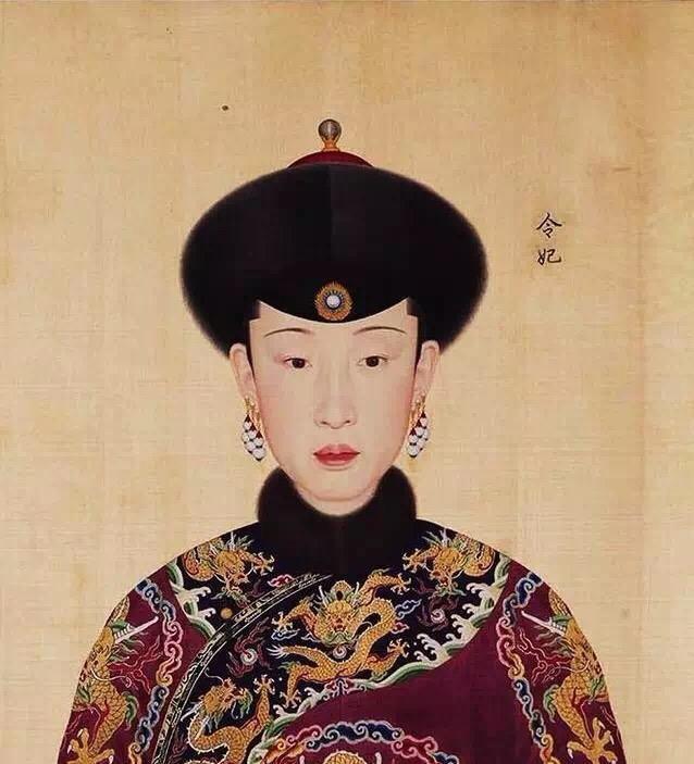 12 bức tranh vẽ phi tần được vua Càn Long coi trọng, cất giấu như báu vật, ai lén xem sẽ bị xử tử - Ảnh 6.