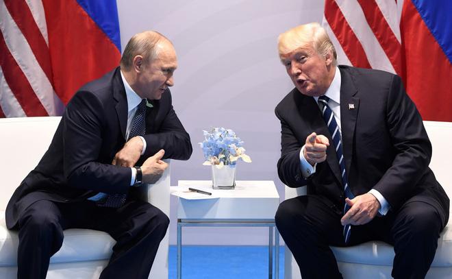 Chính giới Dân chủ yêu cầu Tổng thống Trump hủy Hội nghị Thượng đỉnh Nga-Mỹ 1