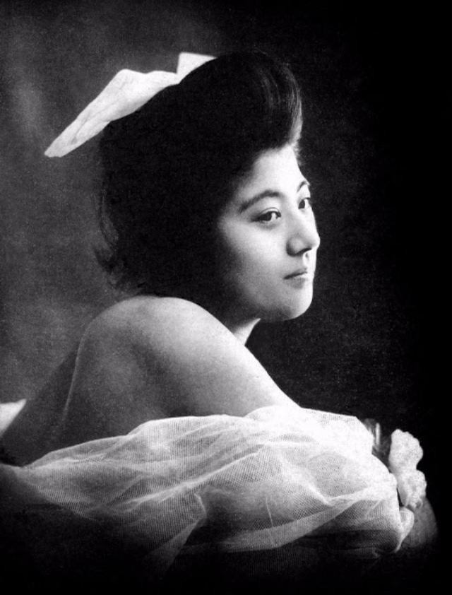 15 bức ảnh mặt mộc không son phấn của các nàng geisha thế kỷ 19 đẹp đến ngỡ ngàng làm bạn không thể rời mắt 13