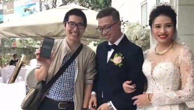 Xôn xao đám cưới quẹt thẻ đầu tiên tại Việt Nam, cư dân mạng đưa ra nhiều ý kiến trái chiều 1