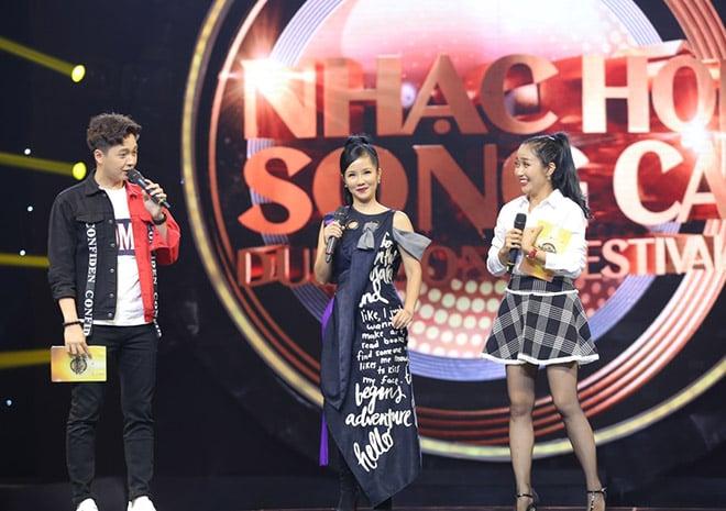 Ca sĩ Hồng Nhung tái xuất truyền hình sau khi chia tay chồng Tây 1