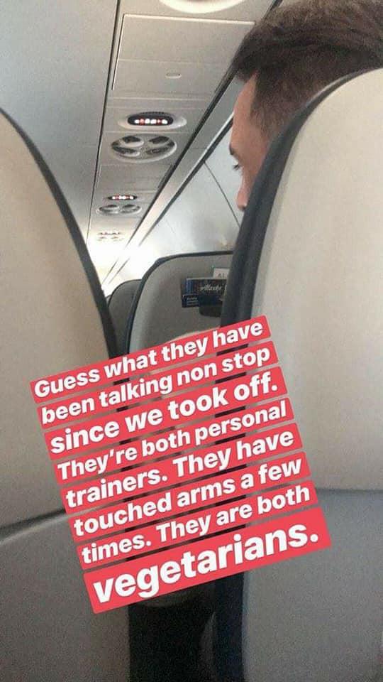 Tình cờ đổi chỗ để được ngồi cạnh chồng trên máy bay, cô gái đã tạo nên một câu chuyện tình siêu cute làm chao đảo cộng đồng mạng. 2