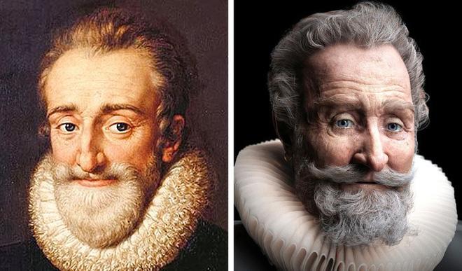 Nghe danh thì ai cũng biết, nhưng liệu bạn có tò mò diện mạo thật của những nhân vật nổi tiếng này? 3