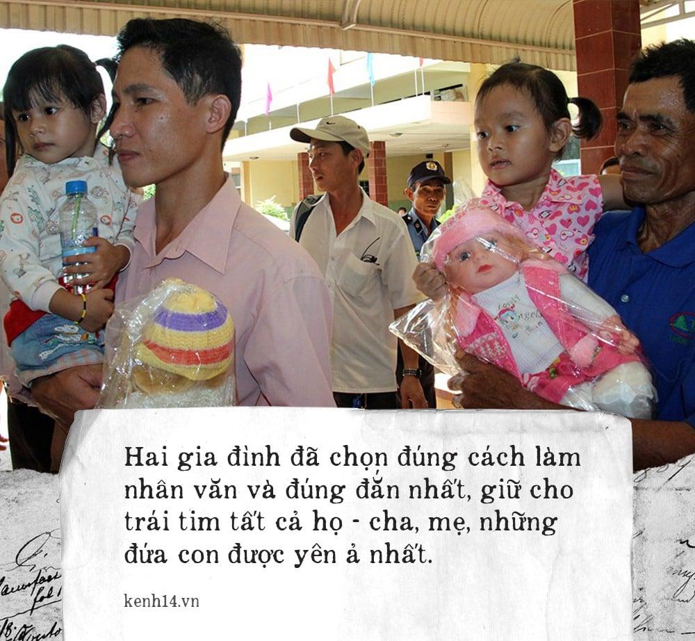 Từ câu chuyện về vụ trao nhầm con ở Bình Phước và Ba Vì: Hãy dành cho gia đình họ thời gian và sự tĩnh lặng cần thiết 4