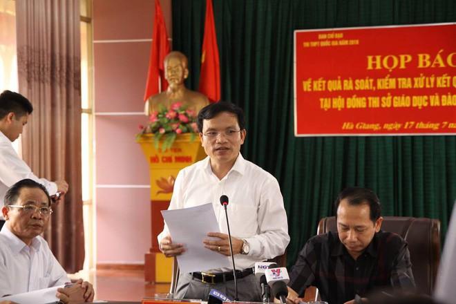 Sau sai phạm sửa điểm ở Hà Giang, năm sau có tổ chức thi THPT Quốc gia nữa không? 1