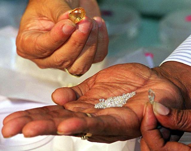 Phát hiện kim cương trị giá 150.000 tỷ bảng trong lòng đất 1
