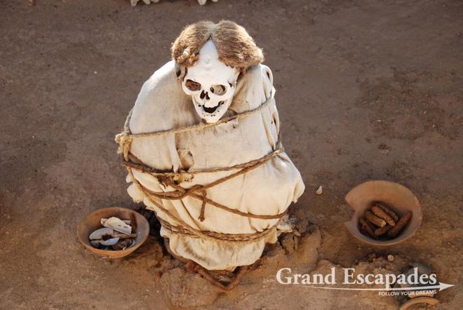 Chauchilla - nghĩa trang của những bộ hài cốt ngồi xổm còn nguyên bộ tóc suôn dài và gương mặt cười đầy vẻ phấn khích 2