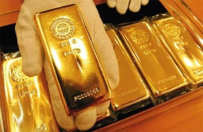 Giá vàng hôm nay 19/7/2018: Quay đầu giảm, xuống thấp nhất trong vòng 1 năm qua 1