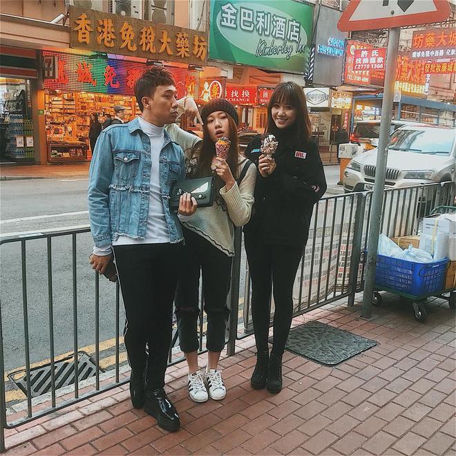 Cuộc sống sang chảnh của 2 cô em gái Trấn Thành 10