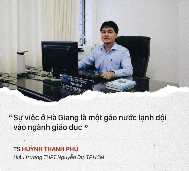 """Bê bối gian lận điểm thi: """"Ông Lương đã làm ở quy mô công nghiệp"""