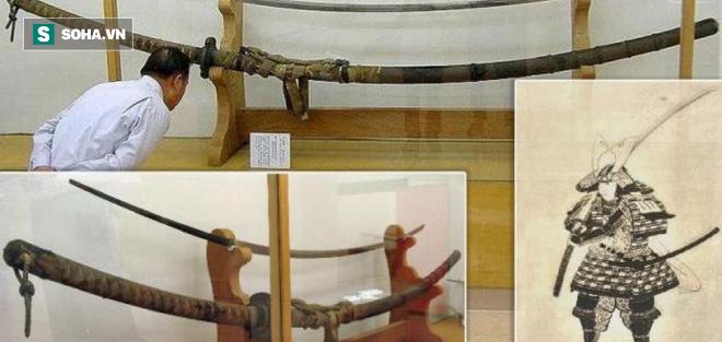 Bí ẩn thanh kiếm dài 3,7m, nặng gần 15kg, từng bị nghi là vũ khí của người khổng lồ 2