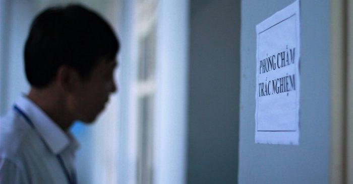Sau Hà Giang, Hòa Bình và Bạc Liêu bị nghi vấn gian lận điểm thi 1