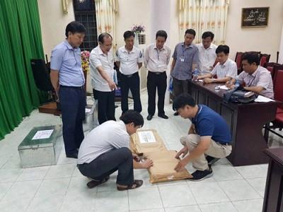 Lý do 2 thanh tra uỷ quyền vắng mặt trong vụ nâng điểm ở Hà Giang 1