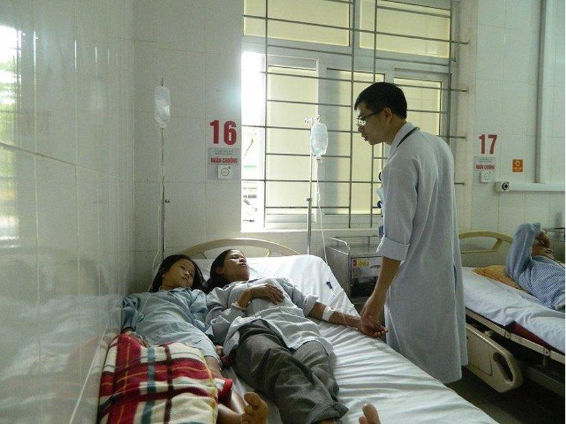 Hà Tĩnh: 4 người trong gia đình nhập viện vì ngộ độc do ăn nấm rừng 1