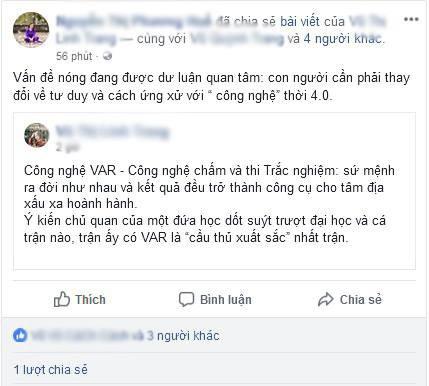 Khi phụ huynh chơi Facebook: Bà mẹ share tất cả các bài viết của con, tag đầy đủ bạn bè 2