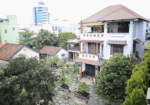 Bộ công an đề nghị phong tỏa tài sản của hai cựu chủ tịch Đà Nẵng 1
